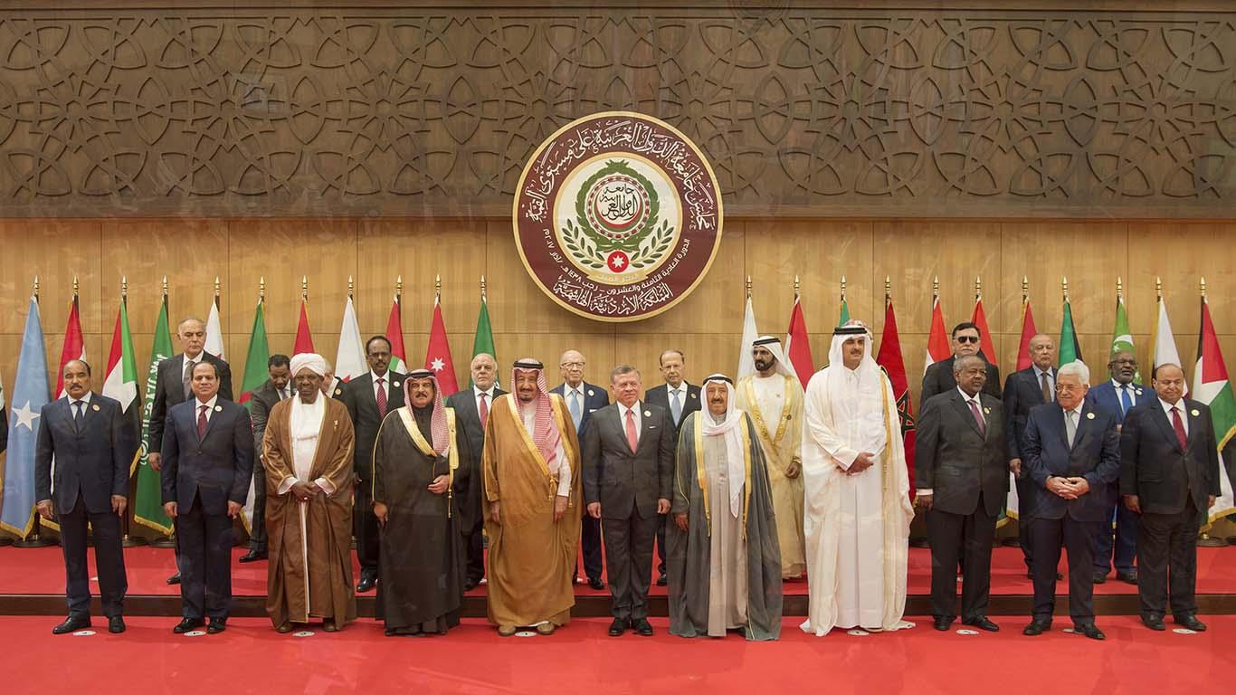 دور العراق السياسي في جامعة الدول العربية (1979-2001)