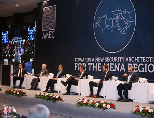Towards a New Security Architecture for the MENA region 06