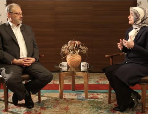 A Tribute for Jamal Khashoggi -04