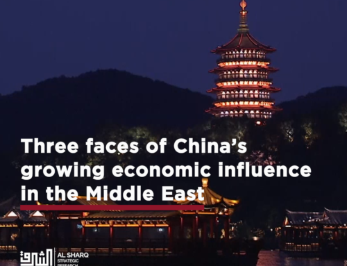 3 Faces of Chinese of Growing Economic Influence in the Middle East