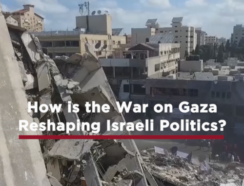 How is the War on Gaza Reshaping Israeli Politics?