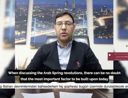 Zied Boumakhla | A Decade After the Arab Spring: What is Left for the Future?