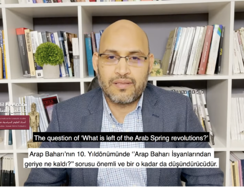 Khalil Al-Anani| A Decade After the Arab Spring: What is Left for the Future?
