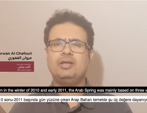 Marwan Al-Ghafory | A Decade After the Arab Spring: What is Left for the Future?