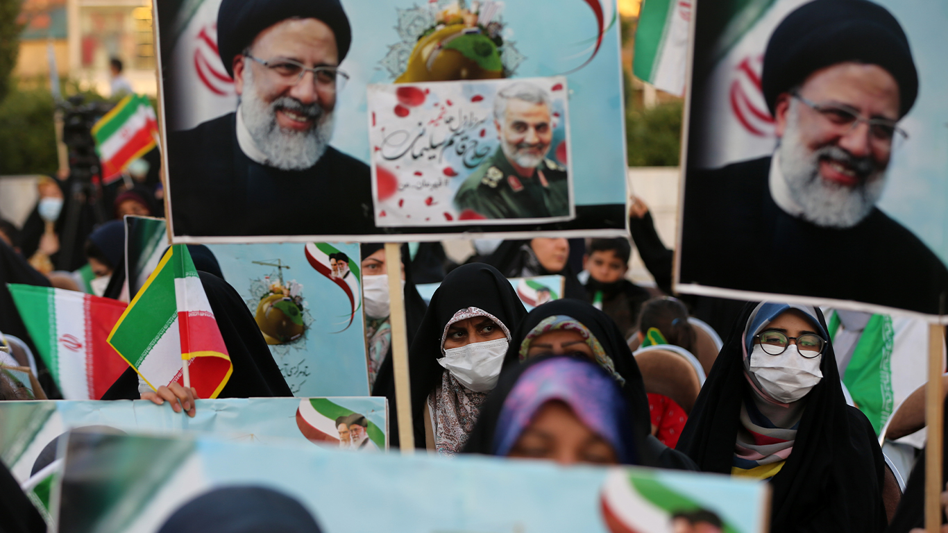 Cumhurbaşkanı Reisi İran'ın AB'ye Yaklaşımını Nasıl Şekillendirecek?